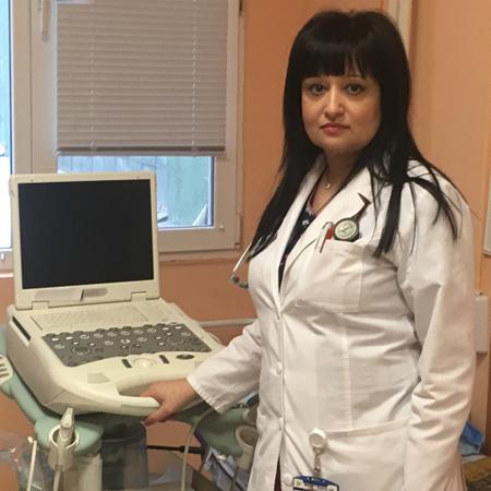 Д-р Мария Недкова